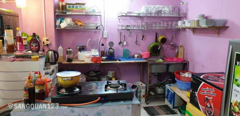 Sang quán cafe mặt tiền tạ quang bữu quận 8 diện tích 30m2