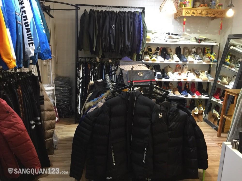 Sang nhượng toàn bộ cửa hàng thời trang nam ở số 3 ngõ 344 Thái Hà, đống đa hà nội
