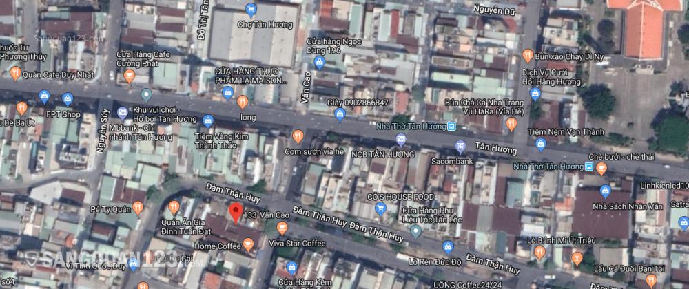 Sang gấp quán cf rất đẹp, mt , Tân Phú. DT 10,5x32, Giá thu vốn 1.2 tỷ