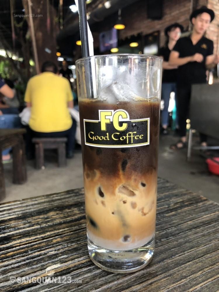 Cần sang nhanh quán cà phê thương hiệu FC Good Coffee.