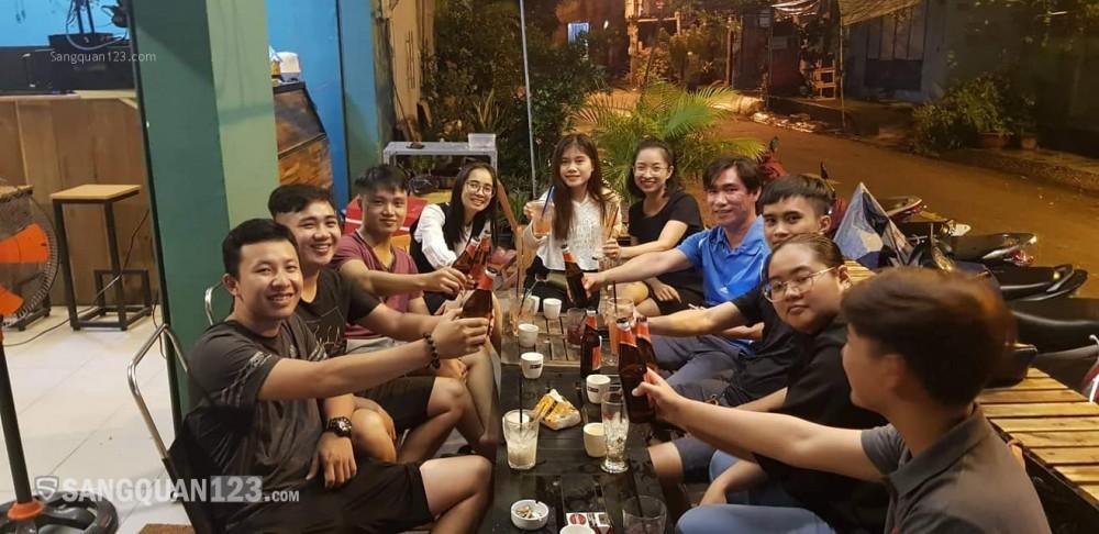 Sang quán cà phê 2 mặt tiền tại đường Dương Quảng Hàm Gò Vấp