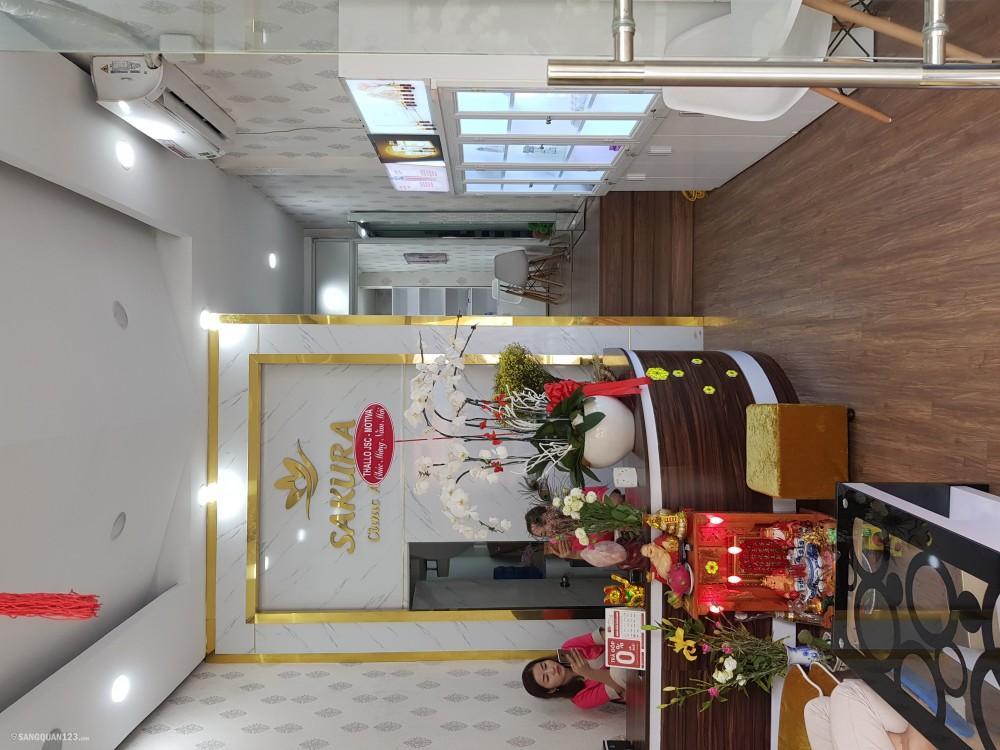 Cần sang gấp Spa Sakura Cực đẹp, trung tâm Q.10