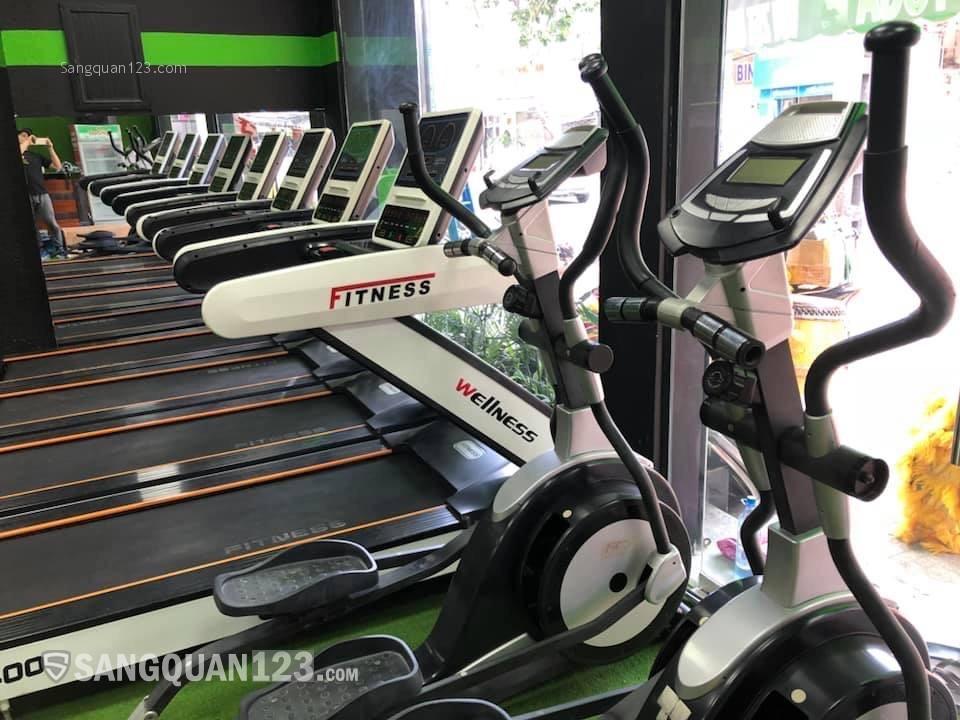 Cần Sang phòng Gym tại Vườn Lài Tân Phú Hồ Chí Minh
