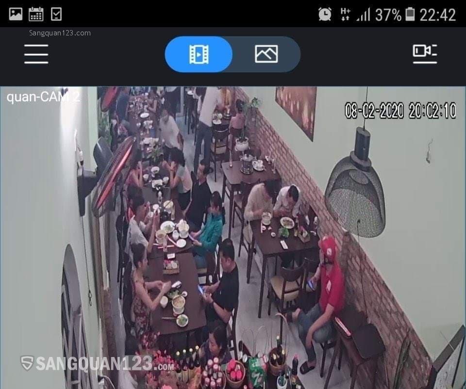 HCM - Tân Phú Cần quán Ăn Chay - DTSD 450m - MT Gò Dầu.