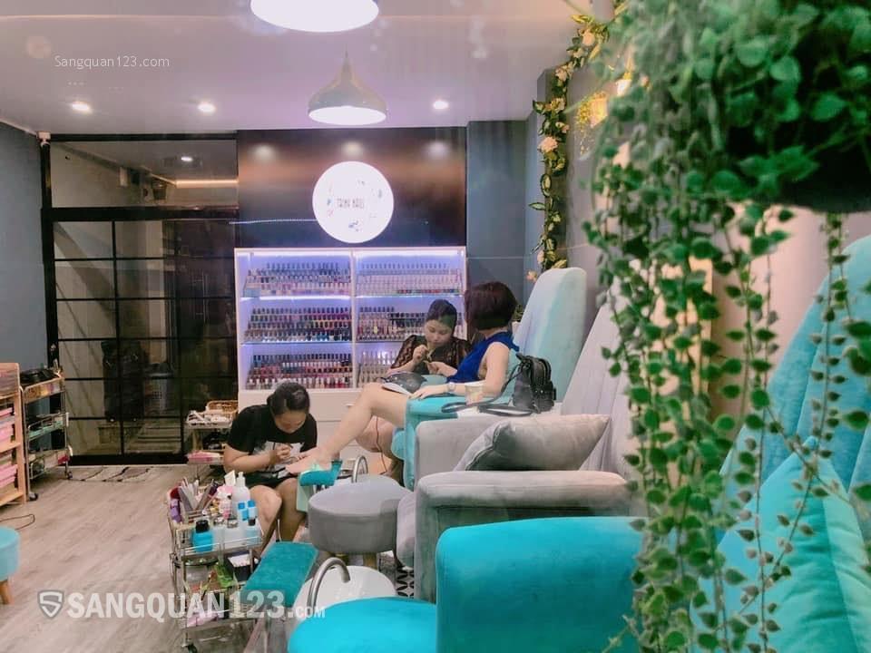 Sang Tiệm Nails Tại Phú Nhuận Nội Thất Đẹp 99%