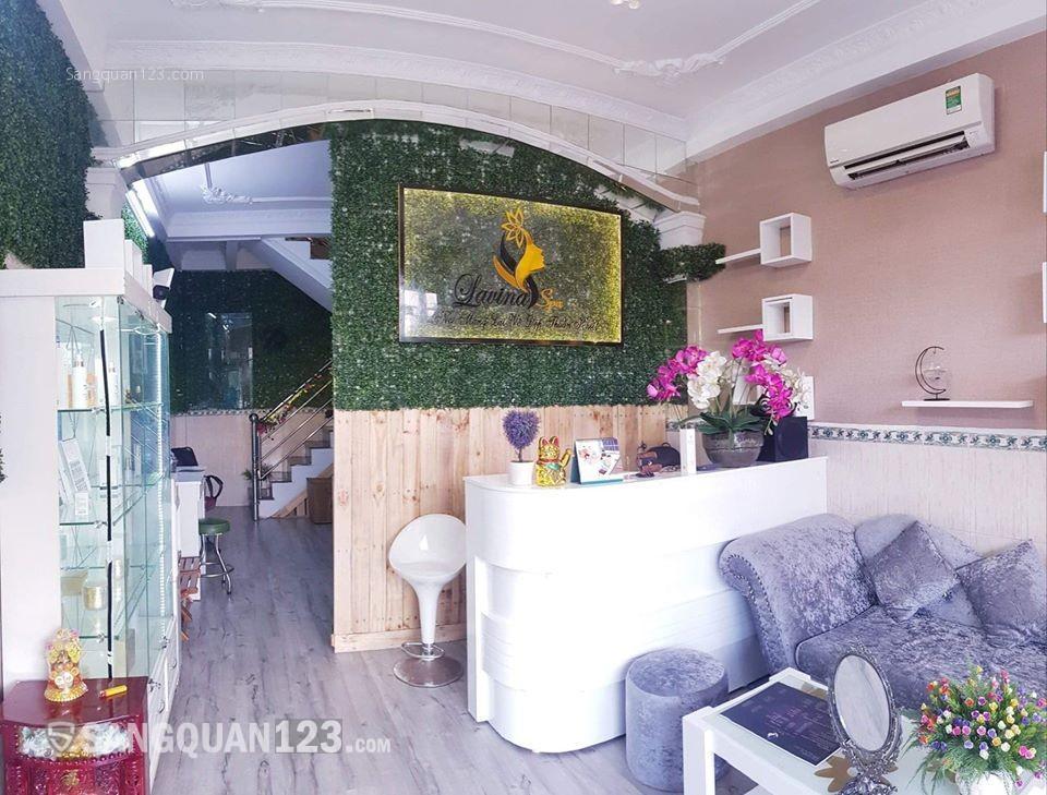 Sang Spa mặt tiền Nguyễn Văn Luông Q6 giá 150tr