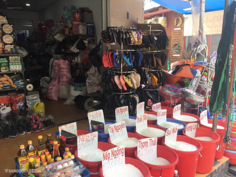 Cần sang tiệm tạp hóa mặt tiền Phan Văn Hân đường giao với quận 1 , gần Sở thú .