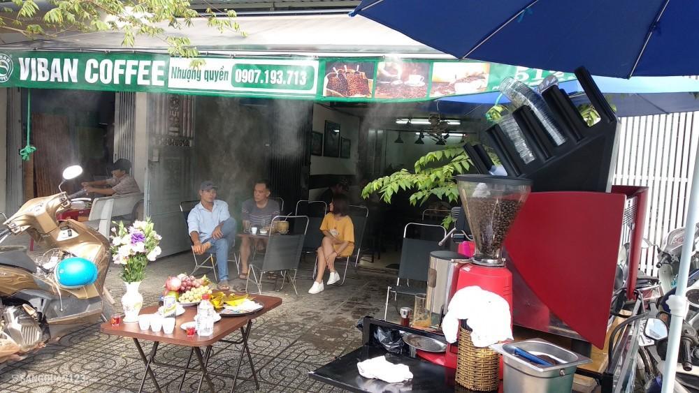 Sang nhượng quán Cafe Rang Xay mặt tiền đường Phạm Thế Hiển