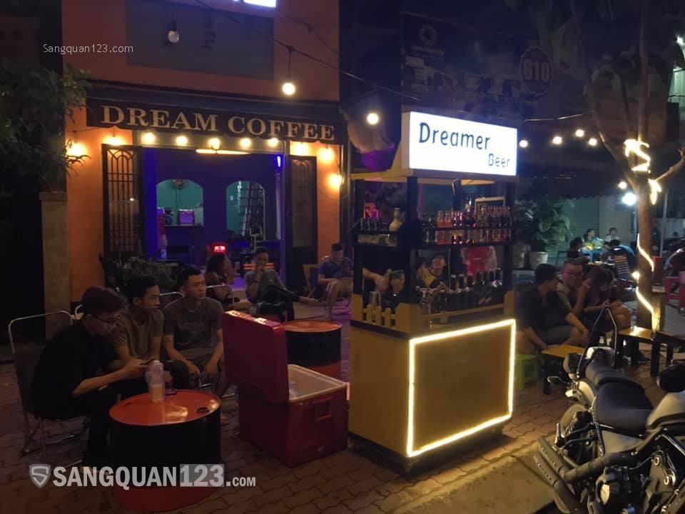 Sang Gấp quán cà phê mặt tiền  Xa lộ Hà Nội quận 9