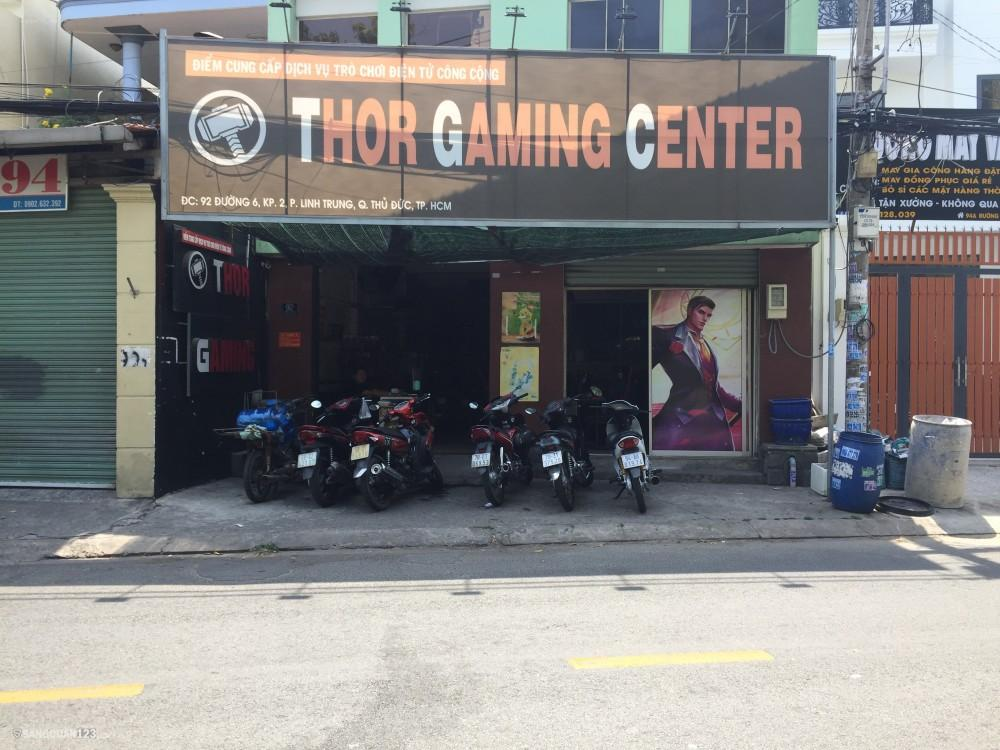 Sang phòng game Hoàng diệu 2 Thủ đức diện tích 140m2 7x20