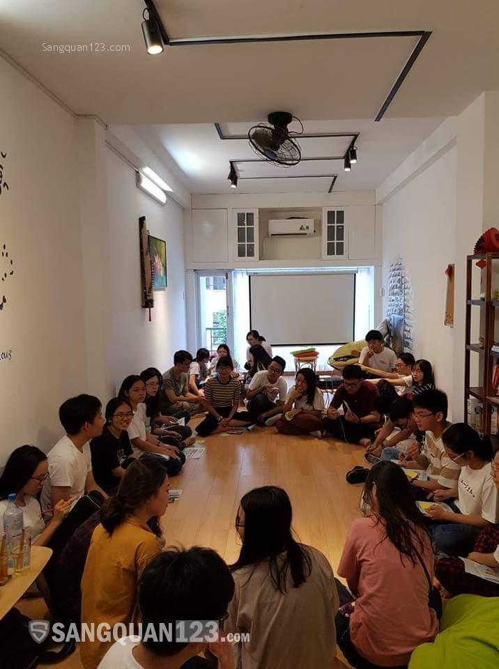 Tòa nhà kinh doanh vị trí cực đẹp 27 Nguyễn Khắc Nhu, P.Cô Giang Quận 1 Tp.HCM