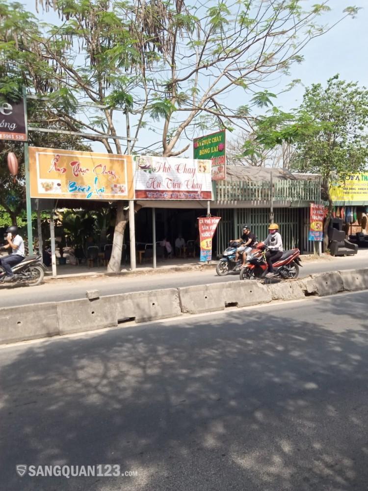 Cần sang lại quán cafe và Cơm Trưa văn phòng Mặt Tiền Đặng Thúc Vịnh 700m2