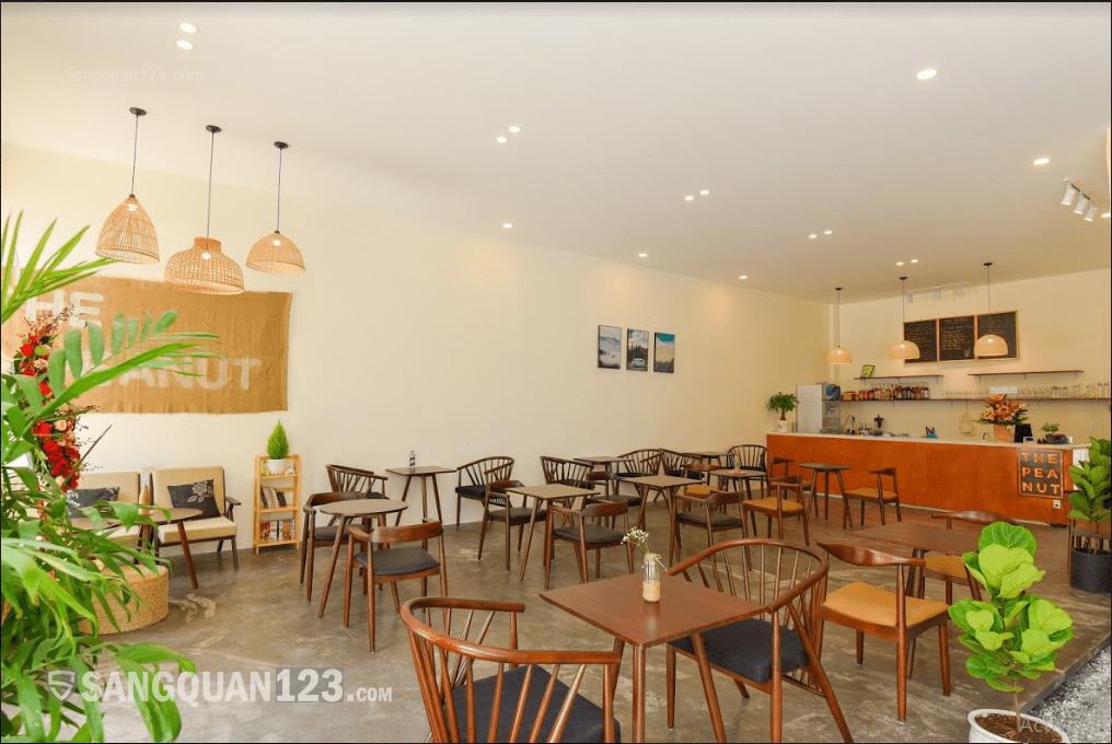 Sang Quán Coffee Văn Phòng Mặt Tiền Quận 7 10x12,5M