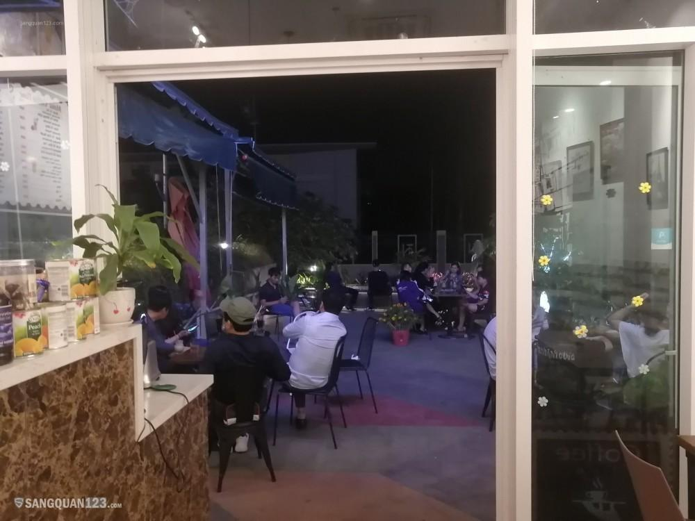 Cần sang lại quán cafe Shophouse Chung cư KrisVue Quận 2 giá 440 triệu