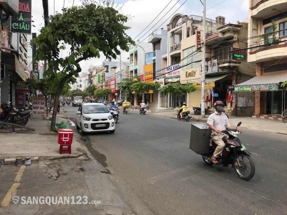 Sang mặt bằng đường Nguyễn Ảnh Thủ, P.Trung Mỹ Tây, Quận 12