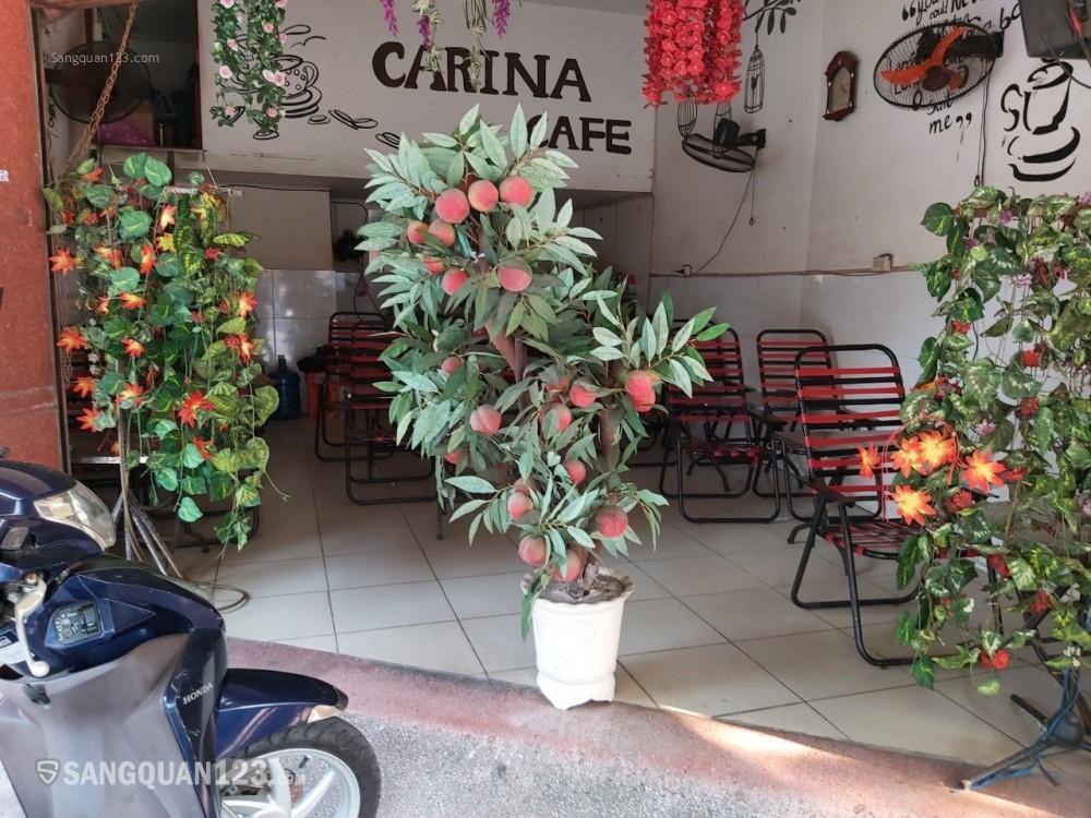 Sang lại quán cafe 4x9 kinh doanh rất đông khách