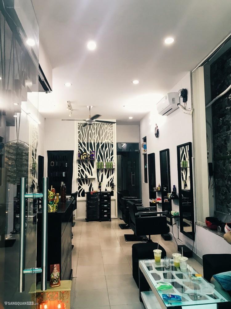 Sang tiệm tóc Hoạt động ổn định quận phú nhuận