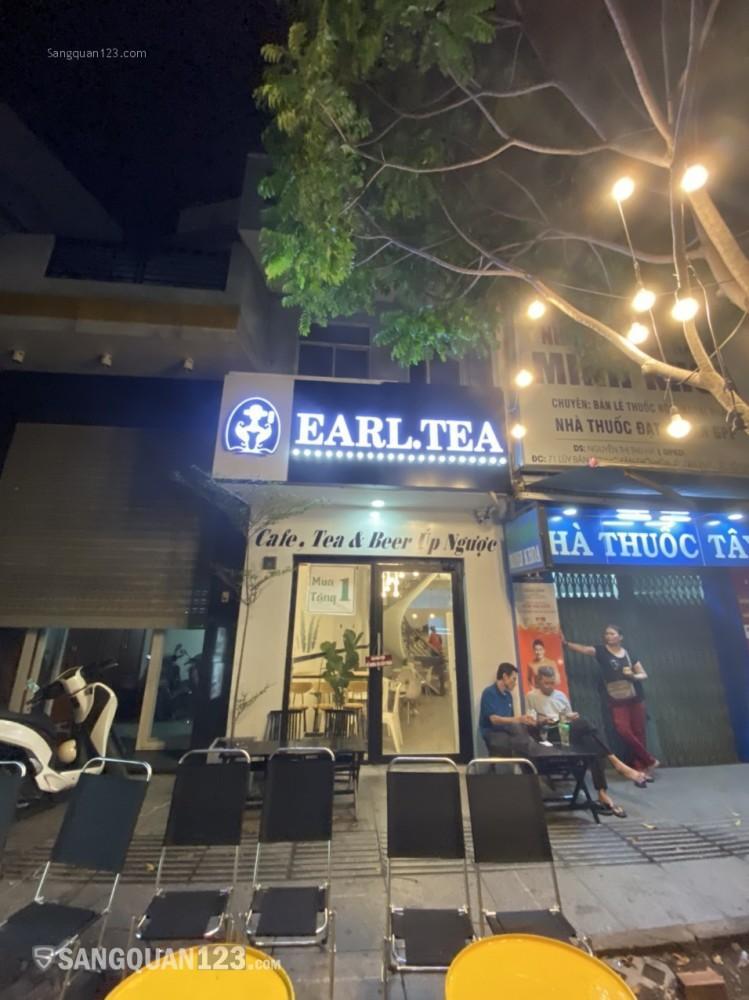 Cần sang quán Trà sữa đang hoạt động lâu năm Earl Tea - Lũy Bán Bích
