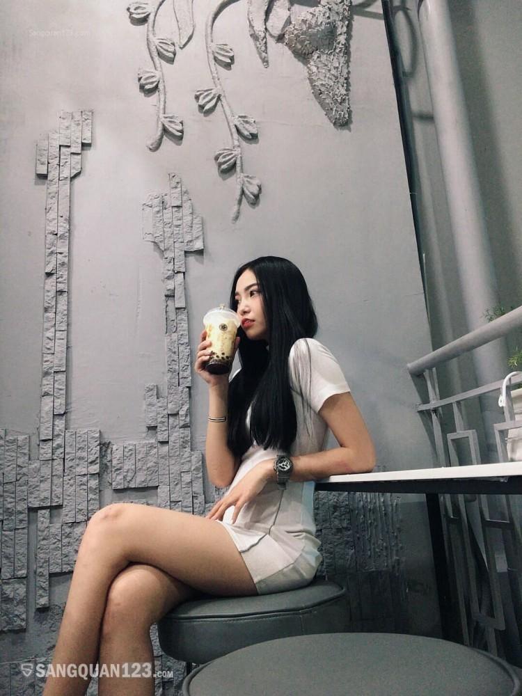 Cần Sang gấp quán trà sữa Tocotoco Nguyễn Thị Nhỏ