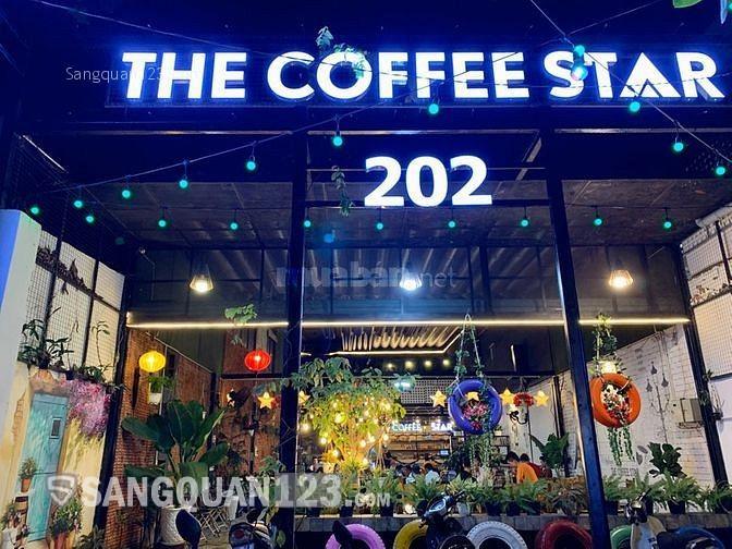Sang quán cafe phong cách Vintage đường Nguyễn Văn Khối, GV