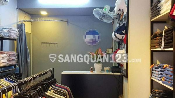 Sang mặt bằng shop Decor sẵn 236 Trương Vinh Ký, Tân Phú