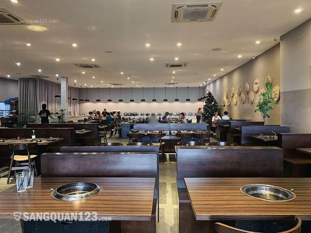 Cần sang nhượng nhà hàng lẩu nướng Hàn Quốc tại Q9