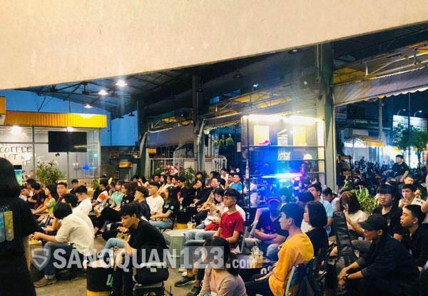 Sang lại quán Cafe Acoustic 519 Kênh Tân Hoá, Tân Phú