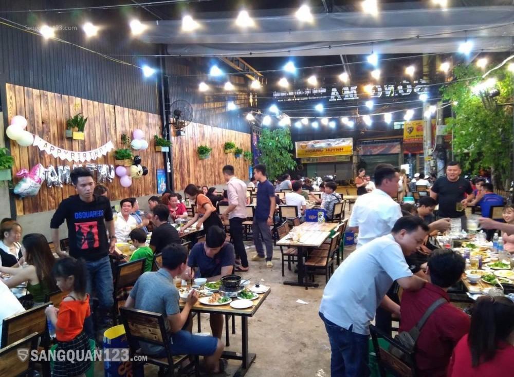 Sang quán nhậu khu sầm uất 477H Mã Lò, P. Bình Hưng Hòa, quận, Bình Tân