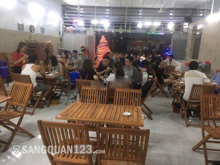 Sang gấp quán ăn gia đình, quán nhậu, đãi tiệc, sinh nhật mặt tiền Tạ Quang Bửu