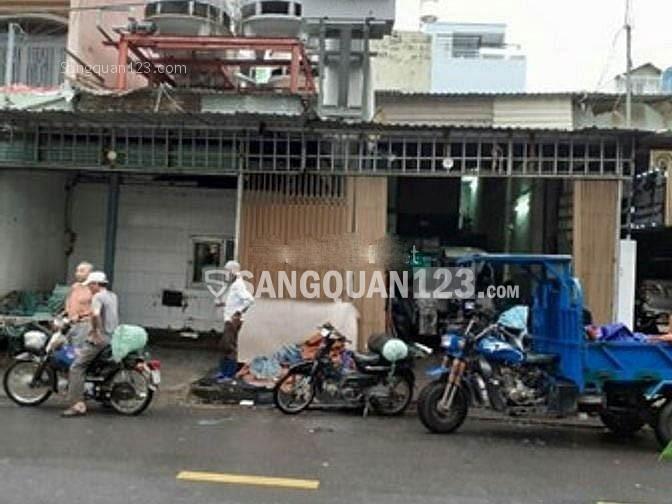 Sang xưởng nước đá tinh khiết, 2 máy đá tám, 2 máy đá mi, tại quận Gò Vấp