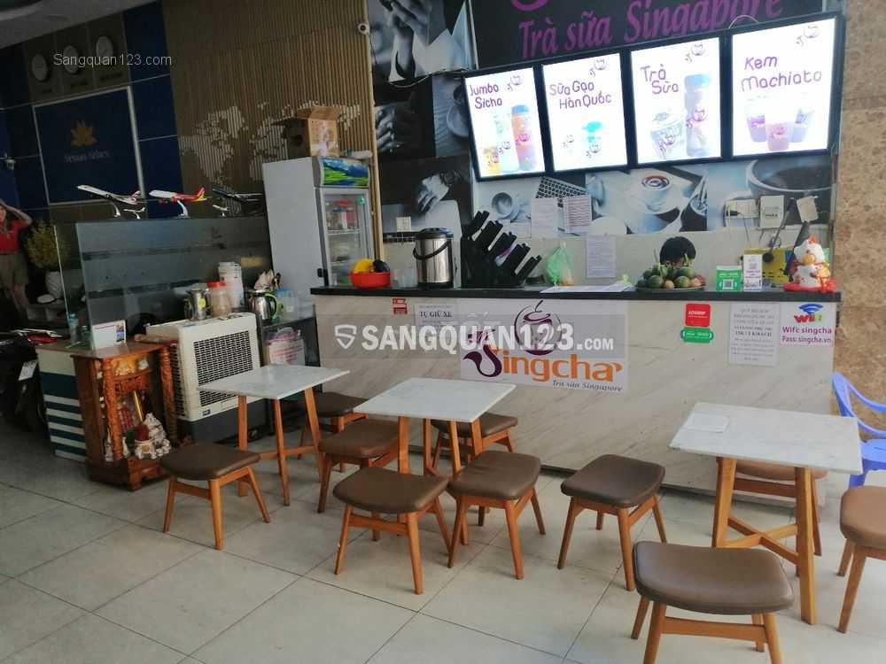 Sang lại quán cafe ngay K300 Tân Bình