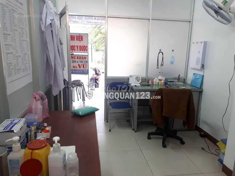 Cần sang mặt bằng kinh doanh phòng khám tại Hóc Môn