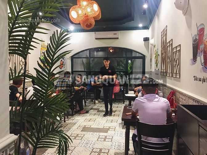Cần sang nhượng nhà hàng đẹp trên phố VIP Hà Nội