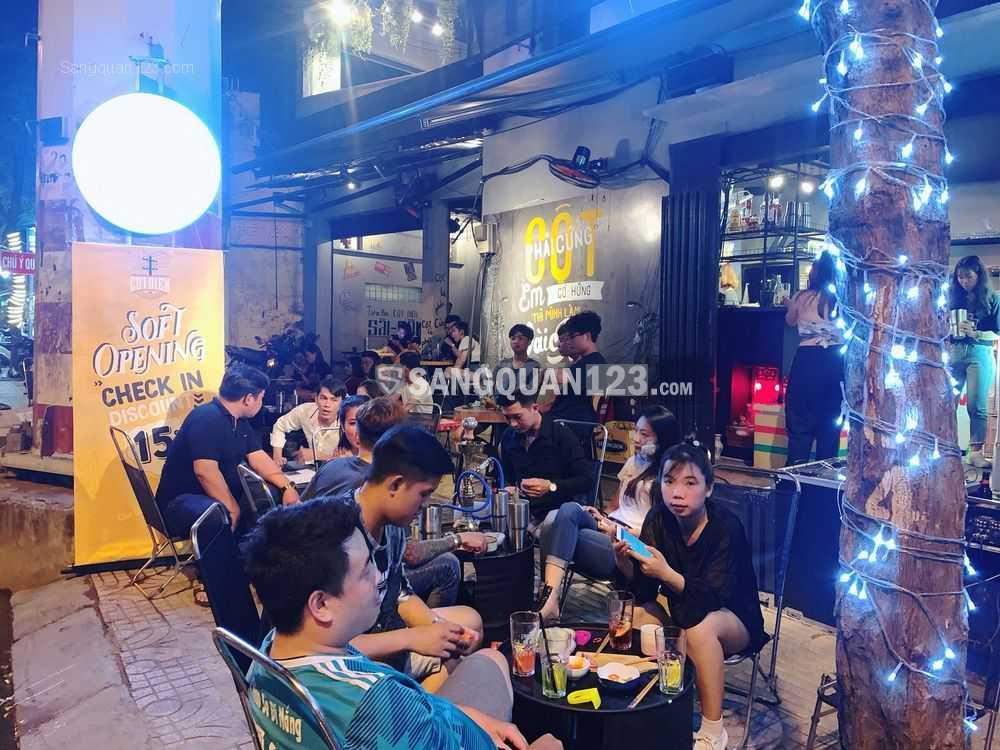Cần sang quán Coffee & Beer MT đường Phạm Văn Đồng, GV