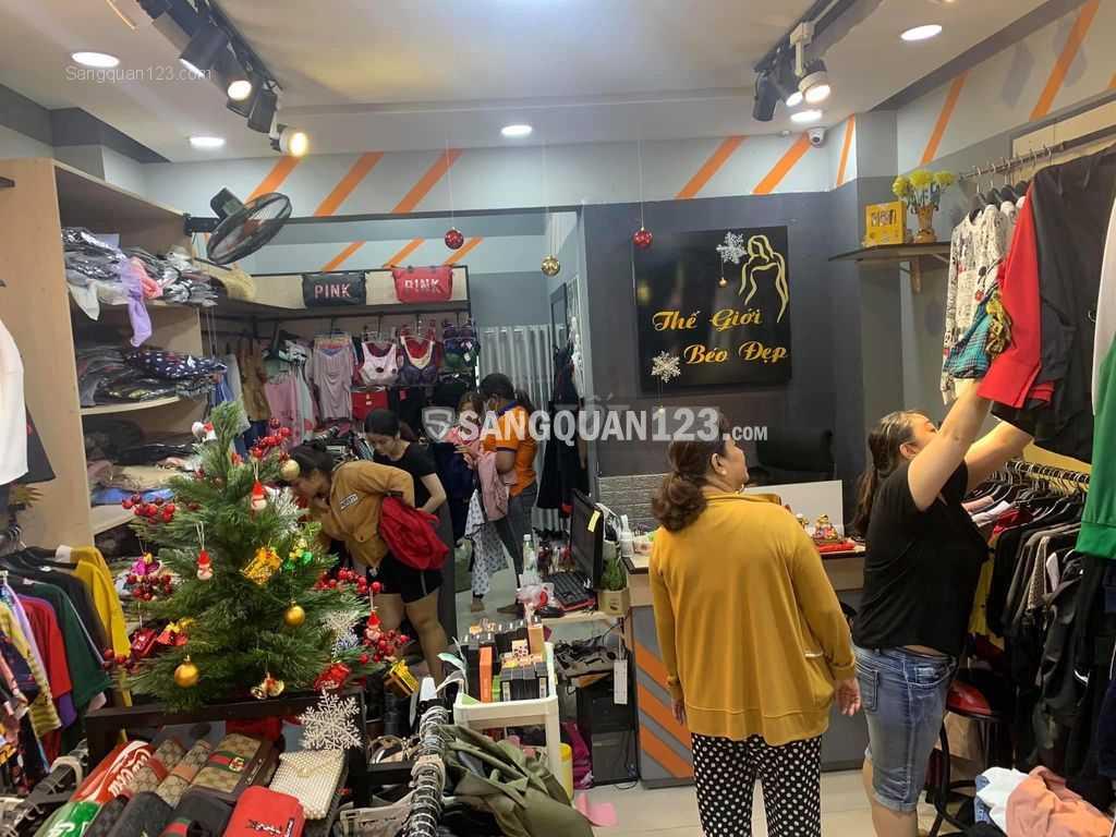 Sang nhượng shop dt 42m2 Quận Gò Vấp