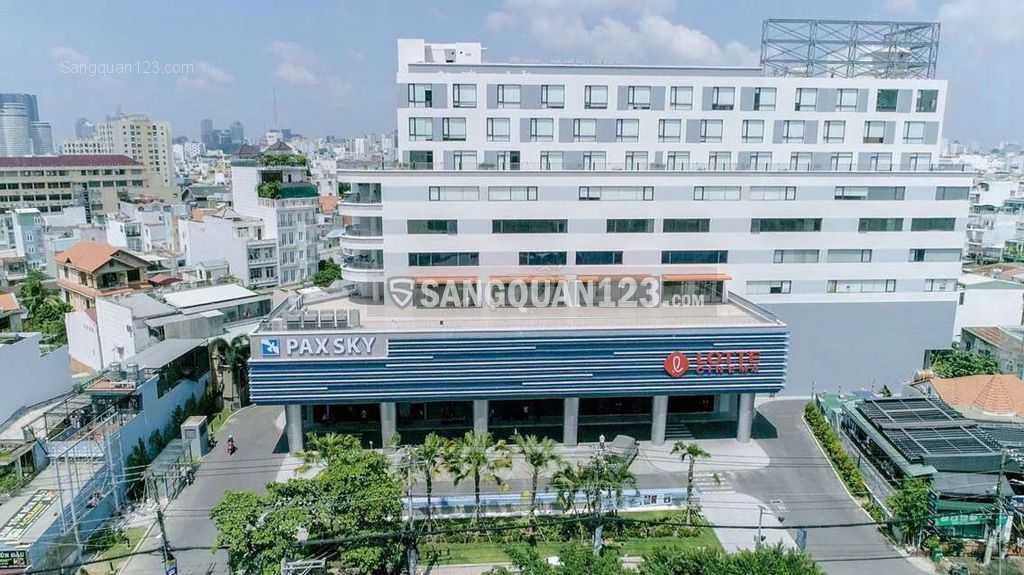 Sang nhượng trung tâm thương mại AXSKY BUILDING, Bình Thạnh