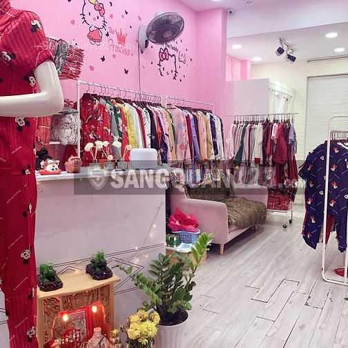 Cần sang Shop thời trang mặt tiền đường Lê Văn Sỹ, Quận Phú Nhuận
