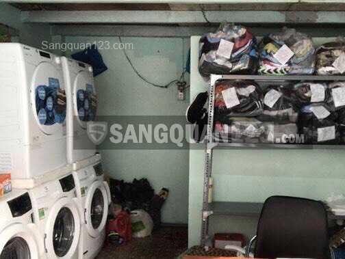 Sang tiệm giặt sấy đang kinh doanh ổn định, giá sang ngay 65 triệu