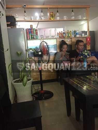 Sang quán cafe đt 104m2, gần đường Quang Trung Gò Vấp