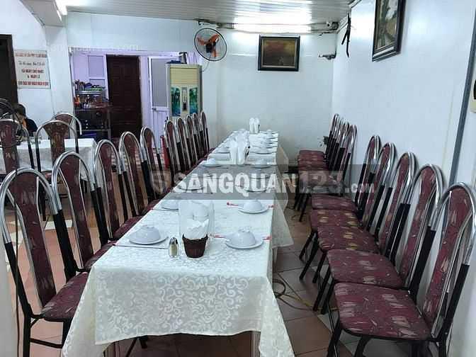 Sang lại nhà hàng ăn uống mặt phố Đặng Văn Ngữ, Đống Đa