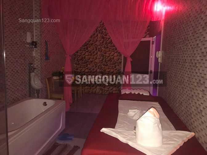 Sang hoặc cho thuê lại cơ sở massage Quận Bình Tân