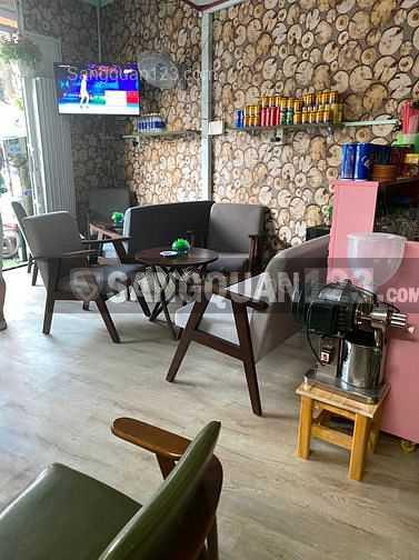 Sang nhượng Quán Cafe giá rẻ P15, Tân Bình