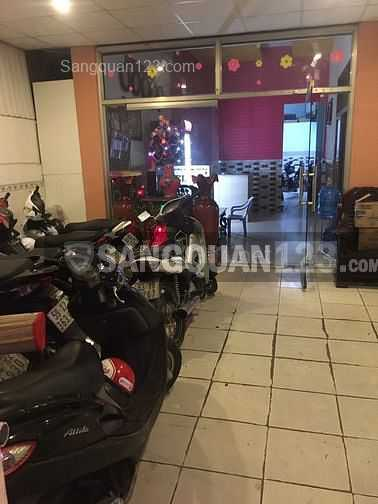 Sang khách sạn gấp 18 phòng MT đường Nguyễn Văn Đậu