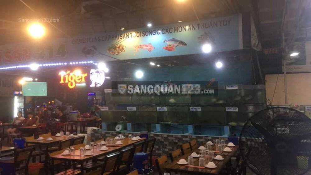 Cần sang lại quán ăn Quận Gò Vấp