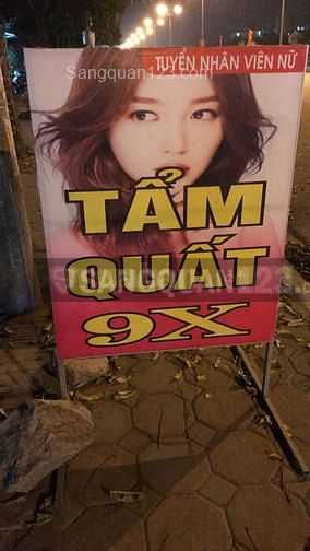 Cần nhượng lại cửa hàng tẩm quất 9x km12 /300 đường Ngọc Hồi, Thanh Trì