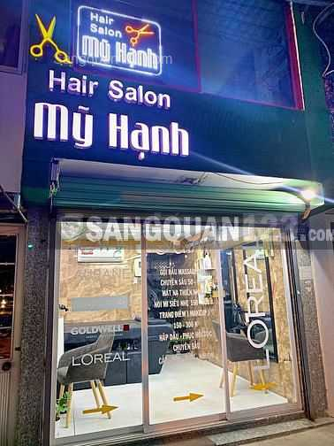 Sang nhượng Salon đường Nguyễn Trãi, Quận 1