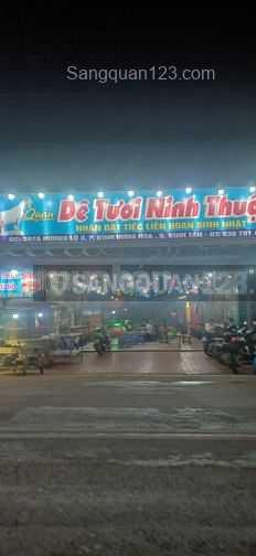 Cần sang quán gấp, gần siêu thị Aeon Tân Phú