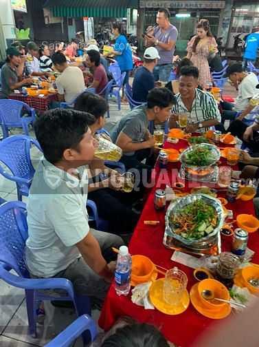 Sang quán ăn Hương Biển Q Bình Tân