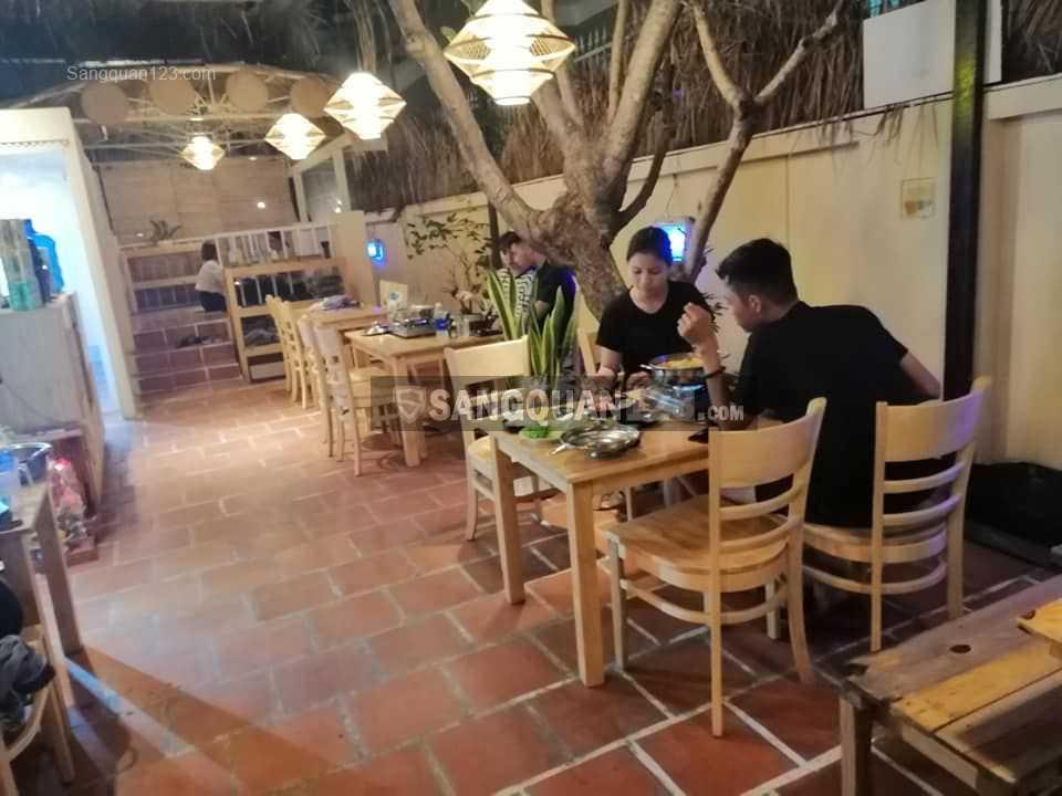 Cần sang gấp quán ăn vào kinh doanh ngay khu ở Thảo Điền, Quận 2