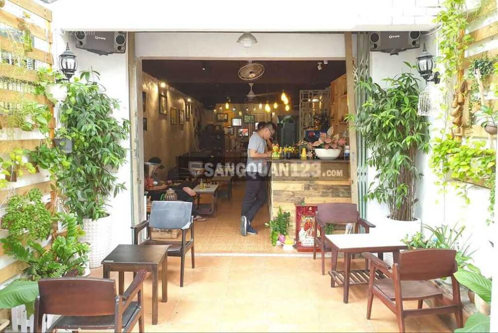 Sang quán cafe kết hợp cơm trưa văn phòng Q.BT